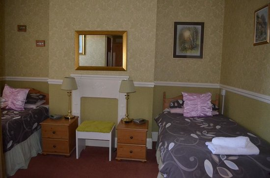 Jennis Lodge Guest House: Twin Room