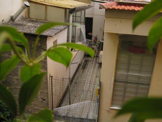 Grand Hotel La Favorita: view from balcony