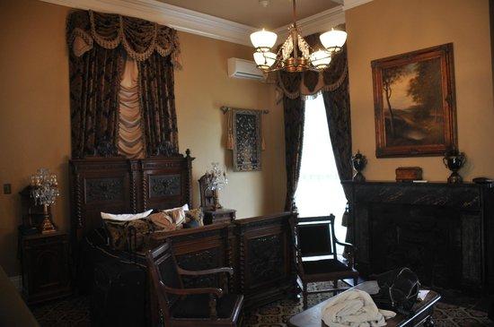 Nottoway Plantation Resort: Chambre Marie Augusta Randolph