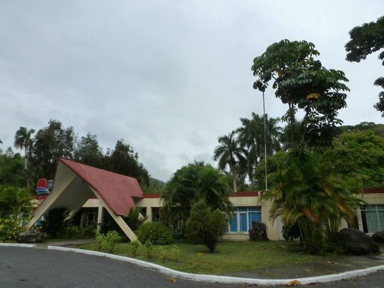 Villa Horizontes Soroa: ingresso