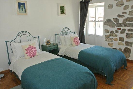 Calcada Guesthouse : Twin Bedroom