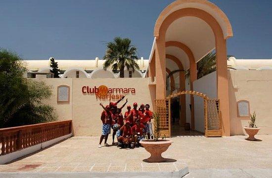 Club Marmara Narjess : Accueil du Club Marmara