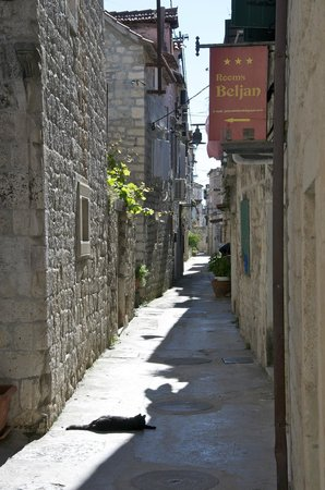 Hotel Concordia: Trogir (old town)