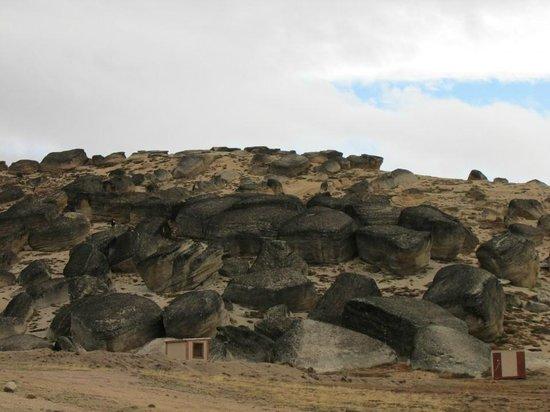 Calafate Mountain Park: Formaciones rocosas III