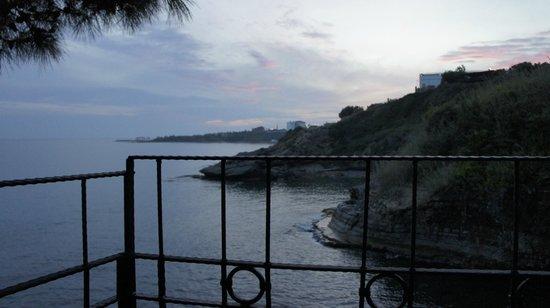 Aska Bayview Resort: Терретория отеля