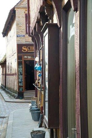 Den Gamle By, musée national de plein air d'histoire et de culture urbaine : A shop