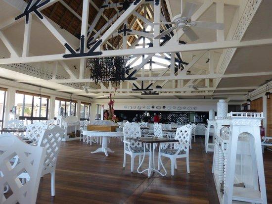 Club Med La Plantation d'Albion : Resto typique mauricien