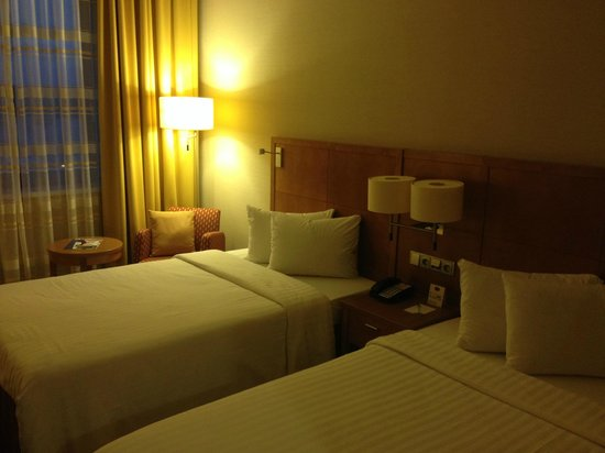 Courtyard by Marriott Pilsen: Chambre