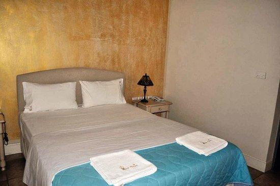 Hotel Akraion: αποψη δωματιου