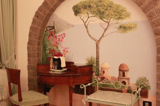 Hotel La Conca Azzurra: Inside the room