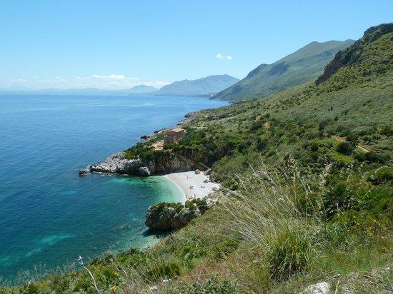 Baglio La Luna B&B: ...om het hoekje een prachtig natuur reservaat