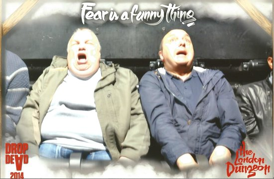 The London Dungeon : The Drop Ride