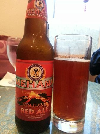 Thai Thai Restaurant: Good Hawaiian beer.