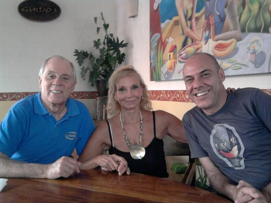 Guido's: Dinning at Guidos