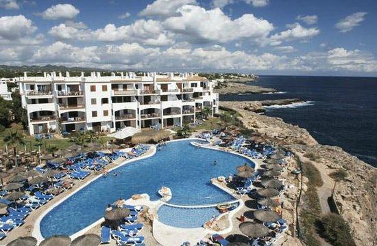 Aparthotel Roc Las Rocas: Vue extérieure du Club Marmara