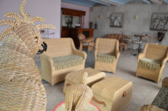 Quinta Del Rey Hotel: Lobby Alberca