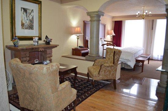 Quinta Del Rey Hotel: Habitacion Imperial
