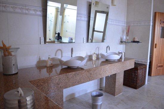 Quinta Del Rey Hotel: SPA