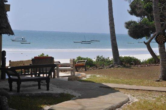 Afrika Pearl & Spa: Ocean View