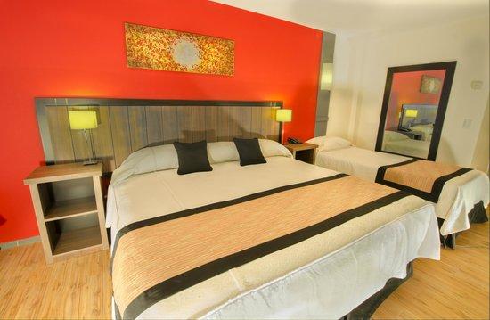 Villa Huinid Hotel Pioneros: Pioneros Triple Cla2