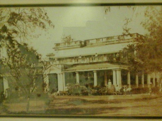 Vivanta by Taj - Connemara, Chennai : AN OLD PHOTO OF THE HOTEL