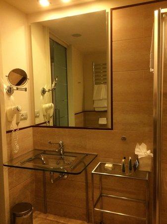 Hilton Florence Metropole : Bagno