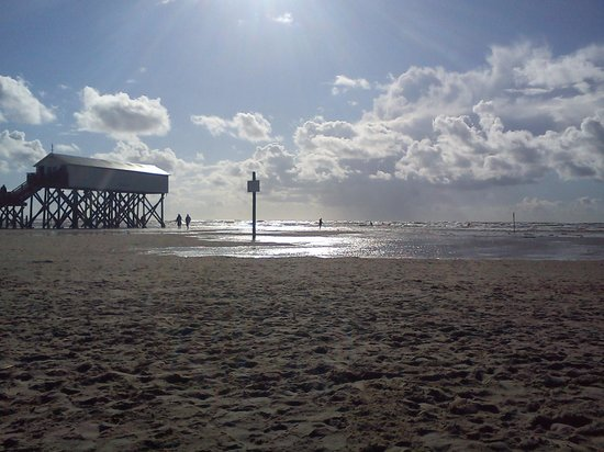 Sankt Peter Ording Beach