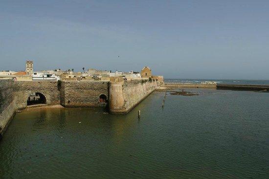 Riad Le Mazagao : La città portoghese