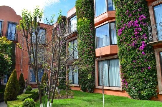 Quinta Del Rey Hotel: Jardin Habitaciones