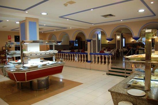 Globales Pueblo Andaluz : Dining area