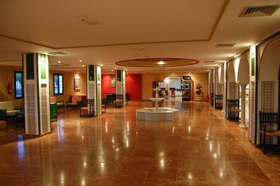 Globales Pueblo Andaluz : Lounge