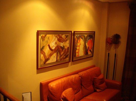 Hotel Villa Real : 心地よい部屋