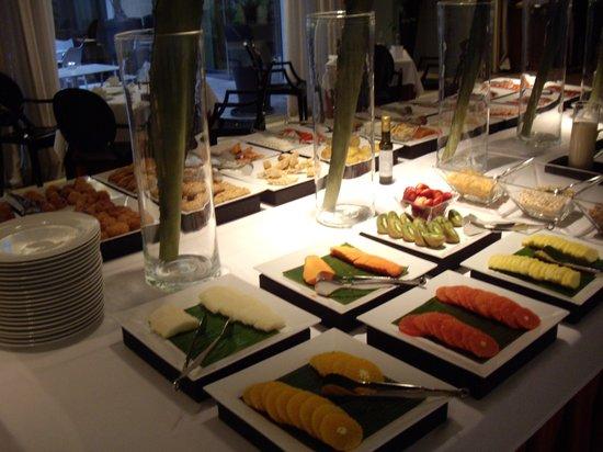 Hotel Villa Real : とても美味しい