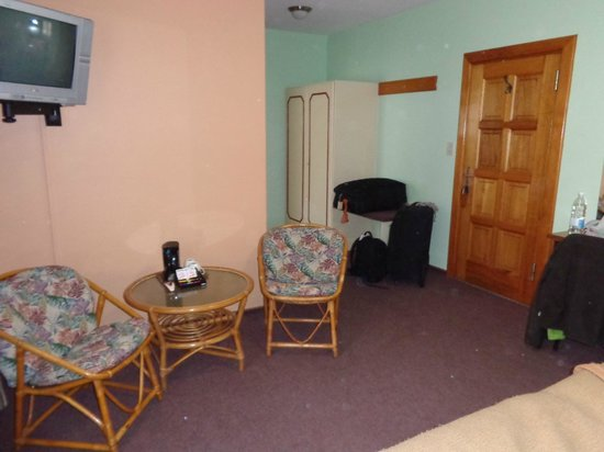 Hotel Deutsches Haus : La chambre 4