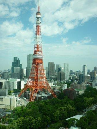 The Prince Park Tower Tokyo: 昭和なつかしい東京タワー