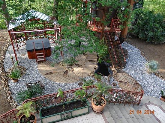 Maison d'hôtes Rosa Enia : le spa