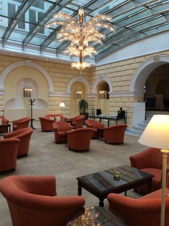 Hotel de France: Bar in hotel