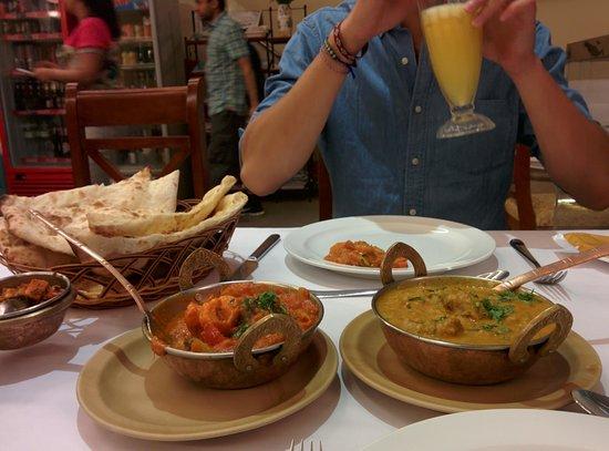 Namaste Hanoi : our Indian feast