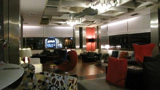 Politeama Palace Hotel : ingresso