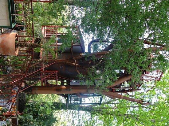 Maison d'hôtes Rosa Enia : le nid 4