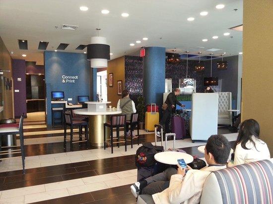 Fairfield Inn & Suites New York Queens/Queensboro Bridge: lobby