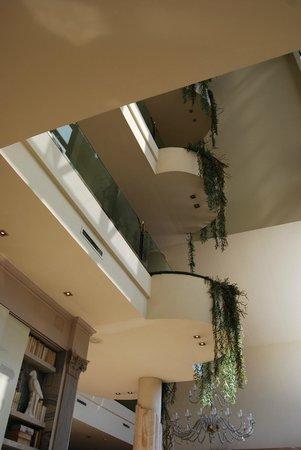 Roseo Hotel Leon D'Oro: Interno