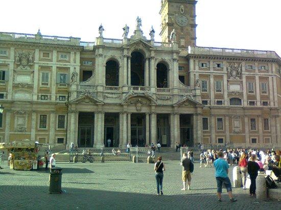 Basilica di Santa Maria Maggiore: santa maria maggiore