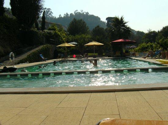 Quinta da Geia: Zwembad