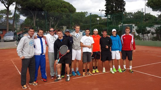 9180f9648e2 Our Academy! Future Champions! - Picture of Royal Tennis Club ...