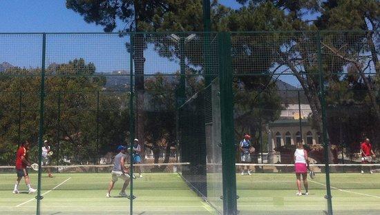 Royal Tennis Club Marbella: Padel