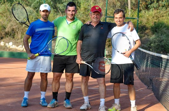 Royal Tennis Club Marbella: We have our own leagues and competitions, dont hesitate to participate! Sing up!