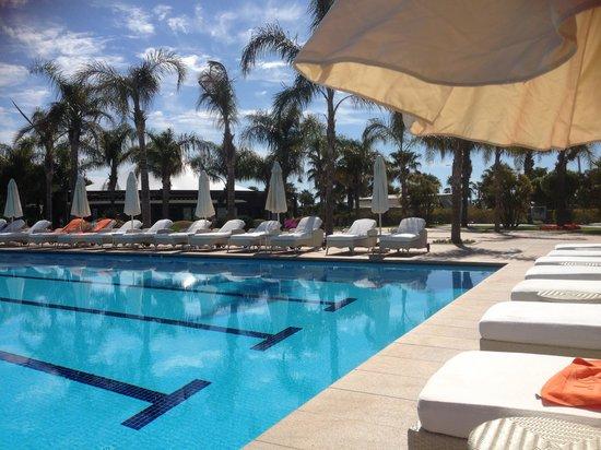 Semi Olympic Pool Picture Of Calista Luxury Resort Belek Tripadvisor