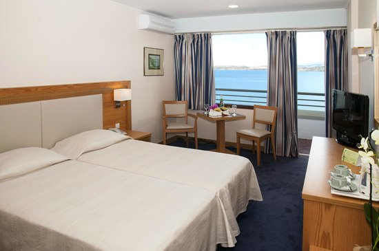 Mediterranee Hotel: SEA VIEW ROOM