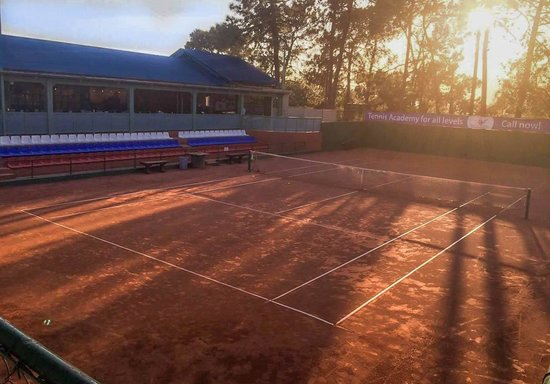 Royal Tennis Club Marbella: Our main court, get your fans to come!
